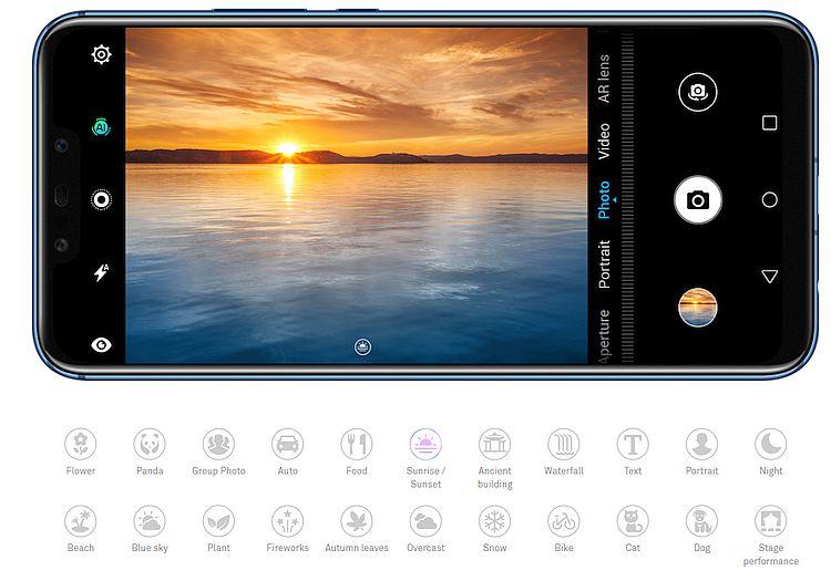 Huawei Mate 20 Lite 4