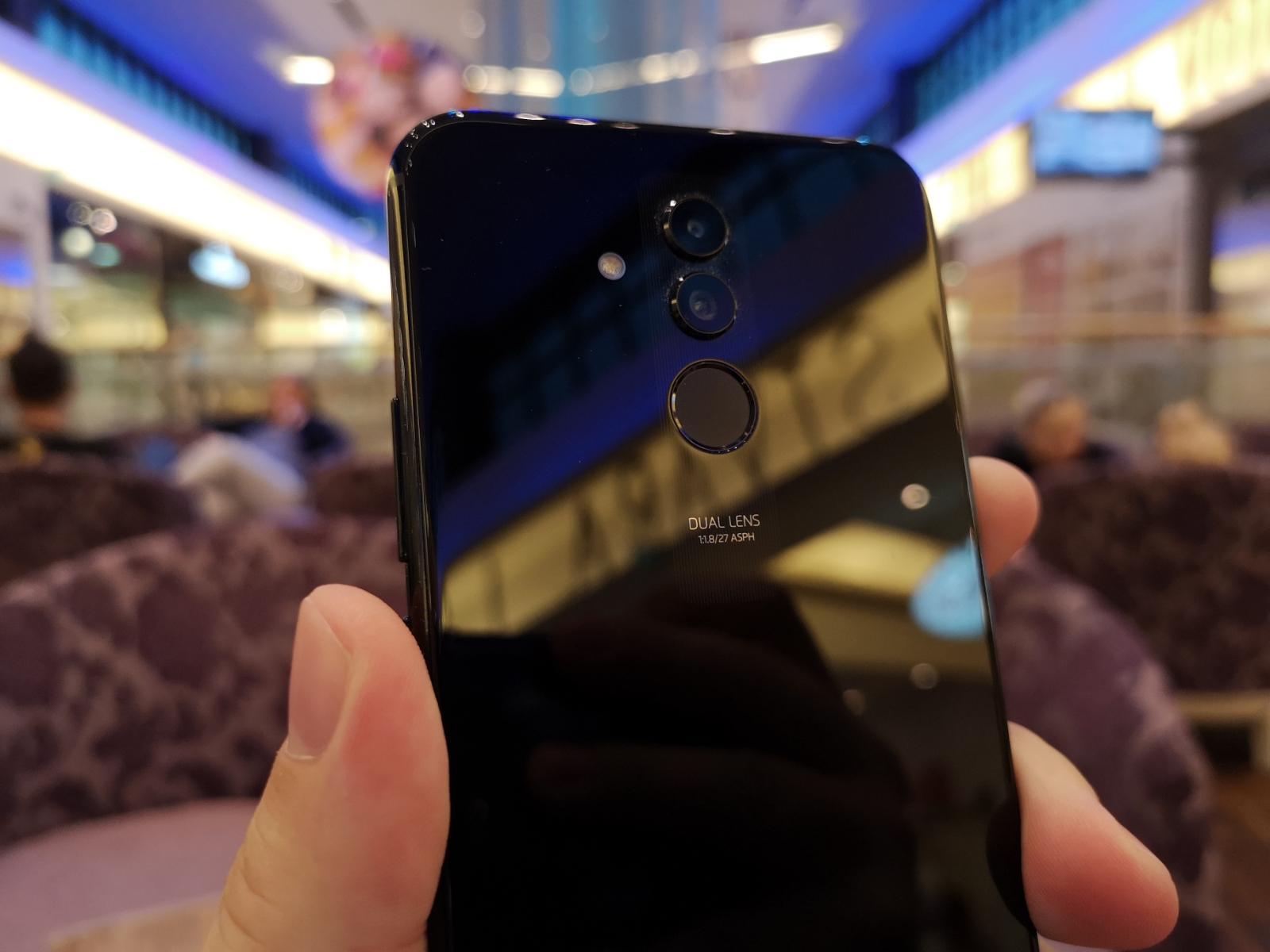Huawei Mate 20 Lite 9