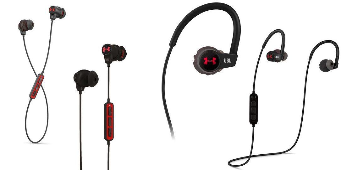 JBL Under Armor Sport Wireless slušalice.