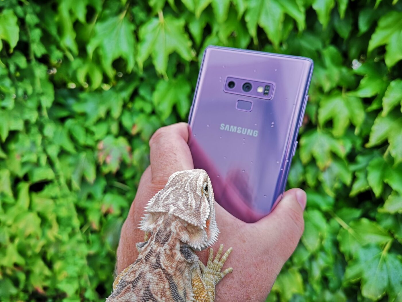 Samsung Note 9 test 1