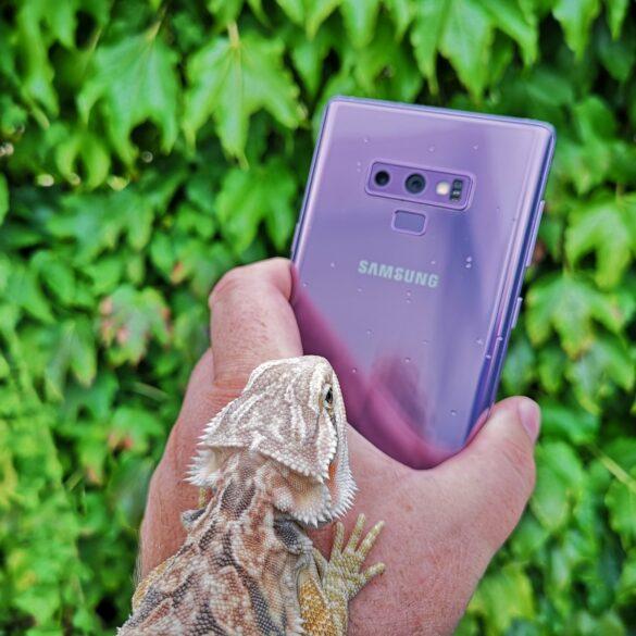 Samsung Note 9 test 1