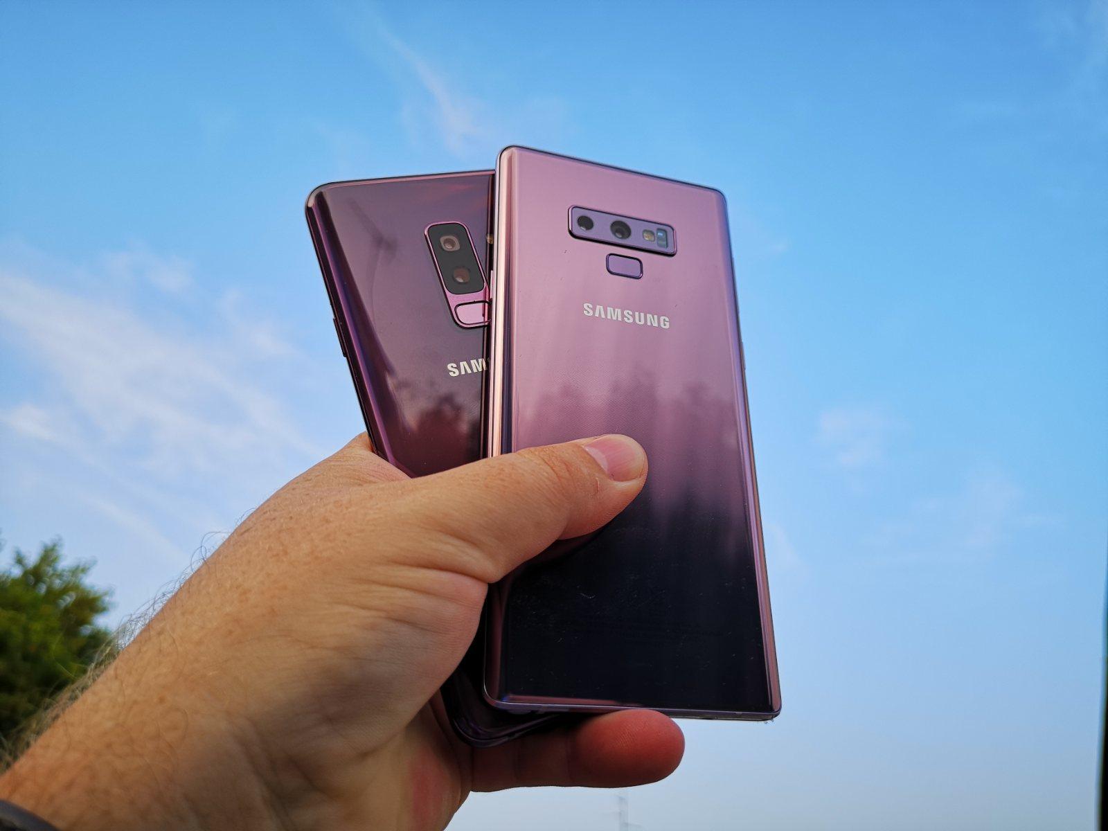 Samsung Note 9 test 22
