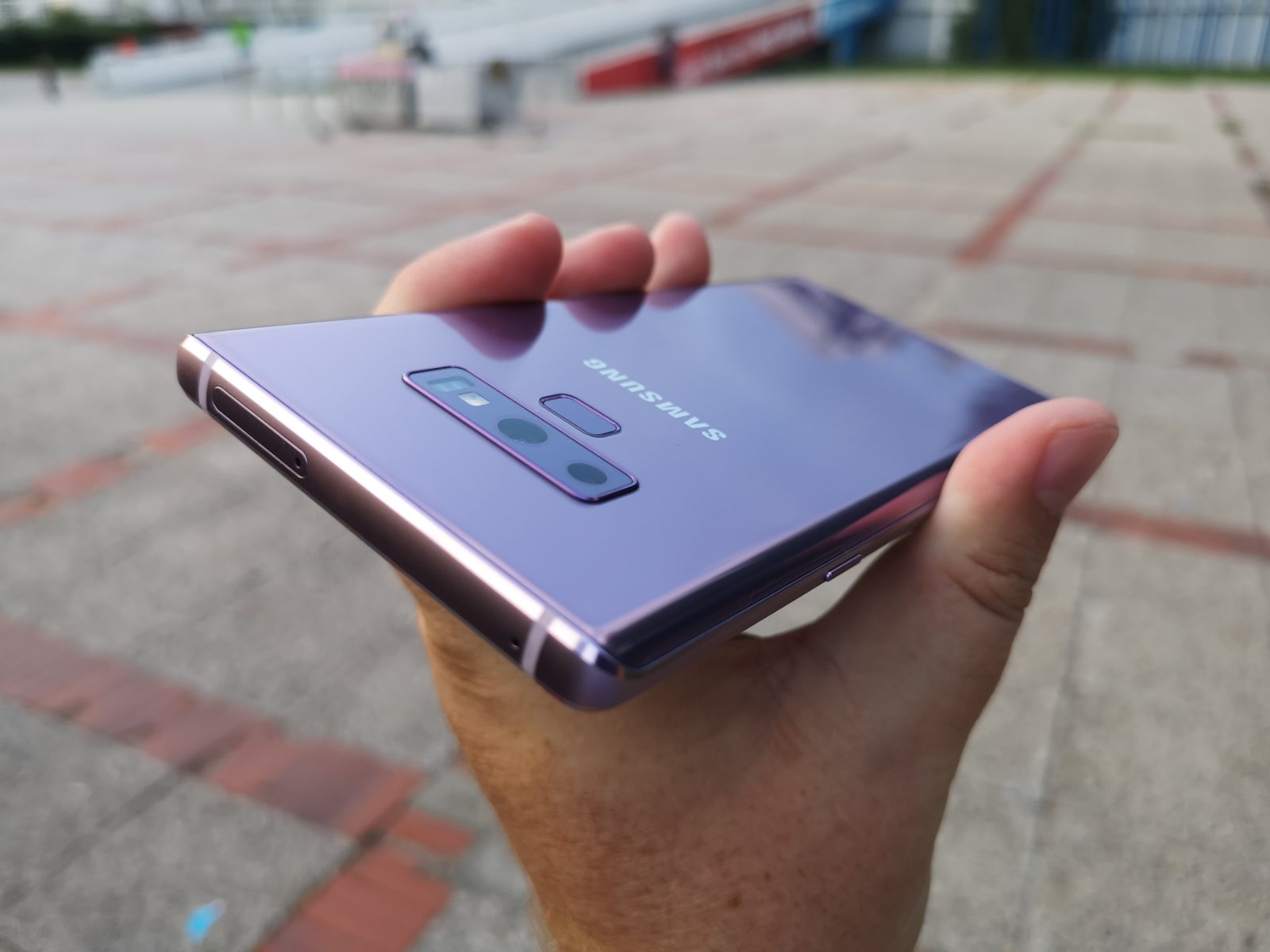 Samsung Note 9 test 31 1