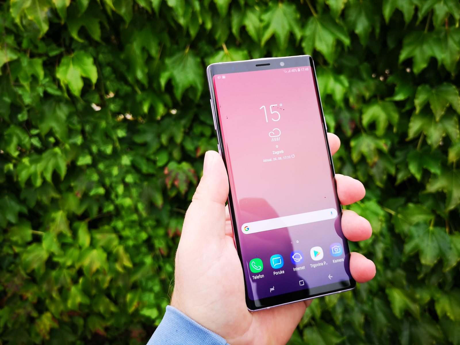 Samsung Note 9 test 7