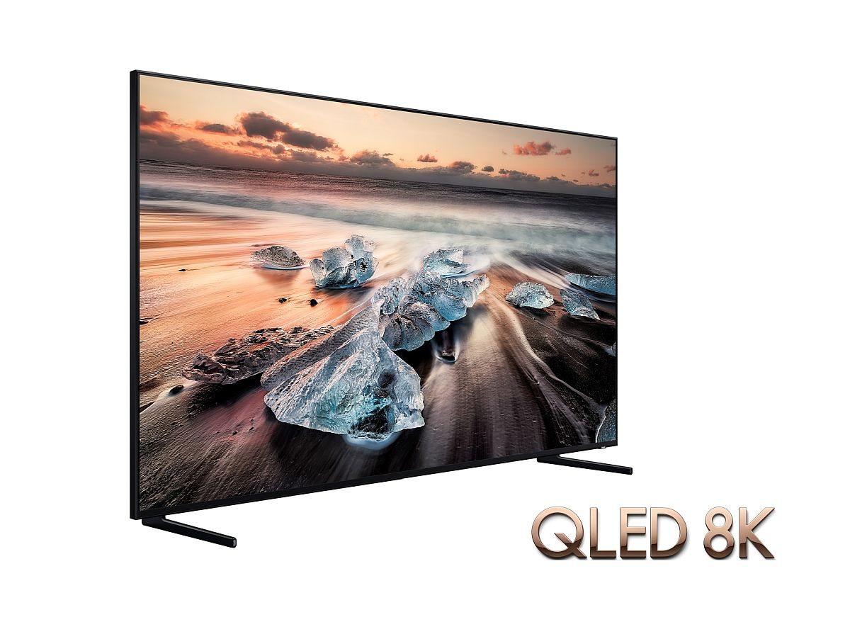 Samsung Q900 8K TV 6