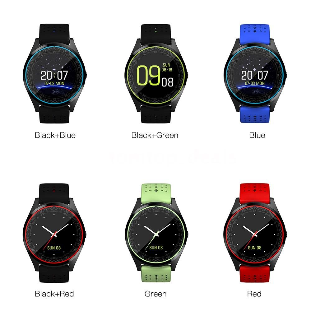V9 Sport Waterproof Smart Watch 5