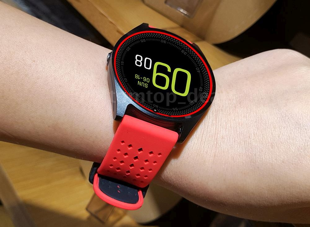 V9 Sport Waterproof Smart Watch