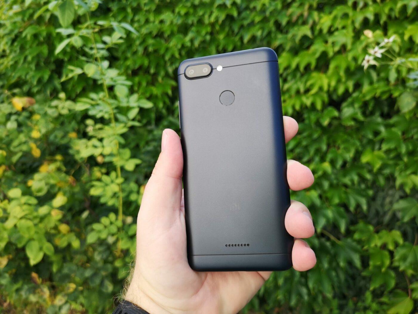 Xiaomi Redmi 6 12