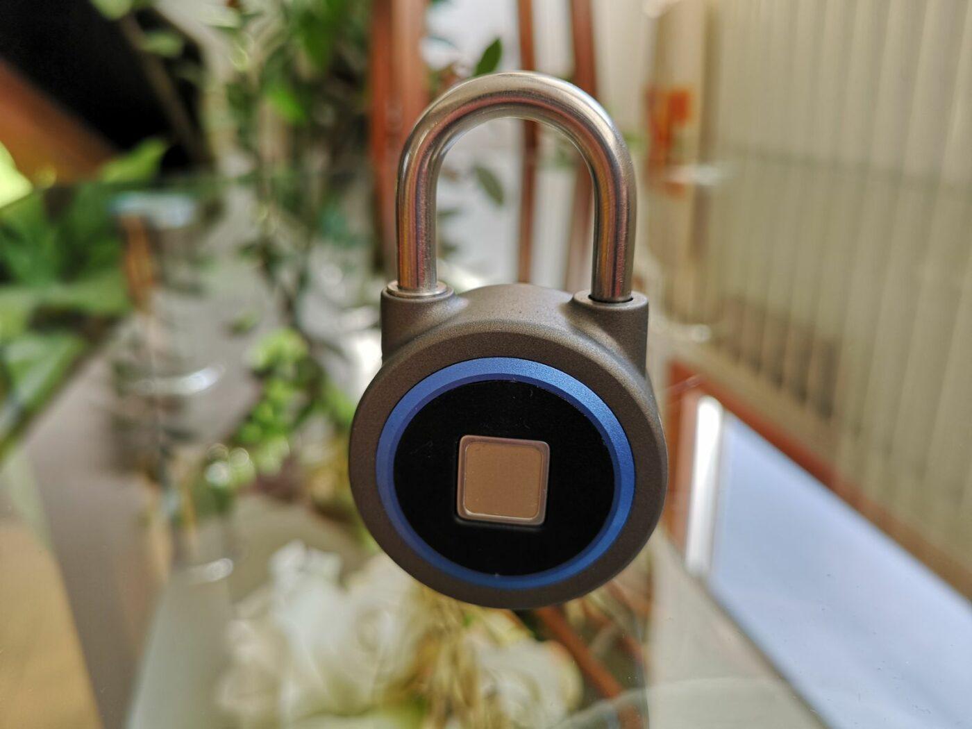 Bluetooth fingerprint lokot 2