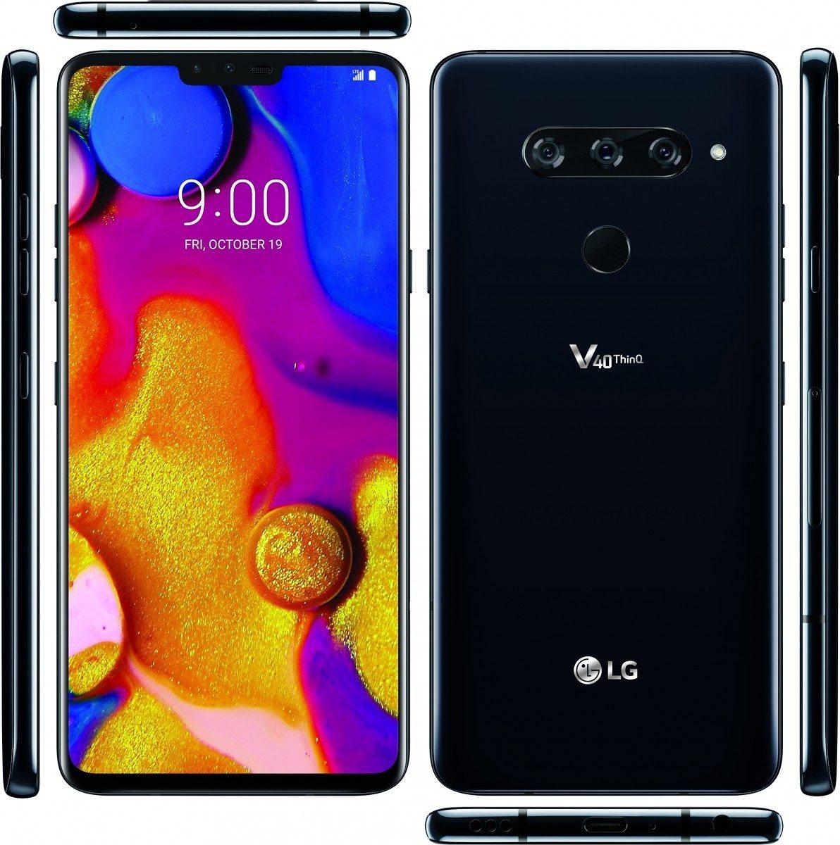 LG V40 ThinQ 4