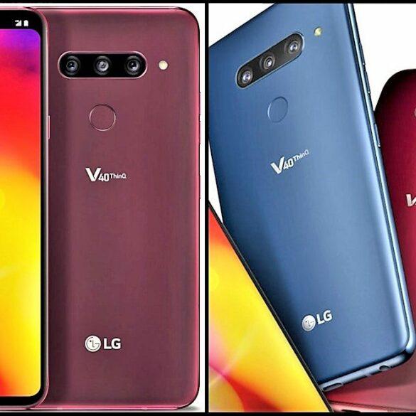 LG V40 ThinQ 5