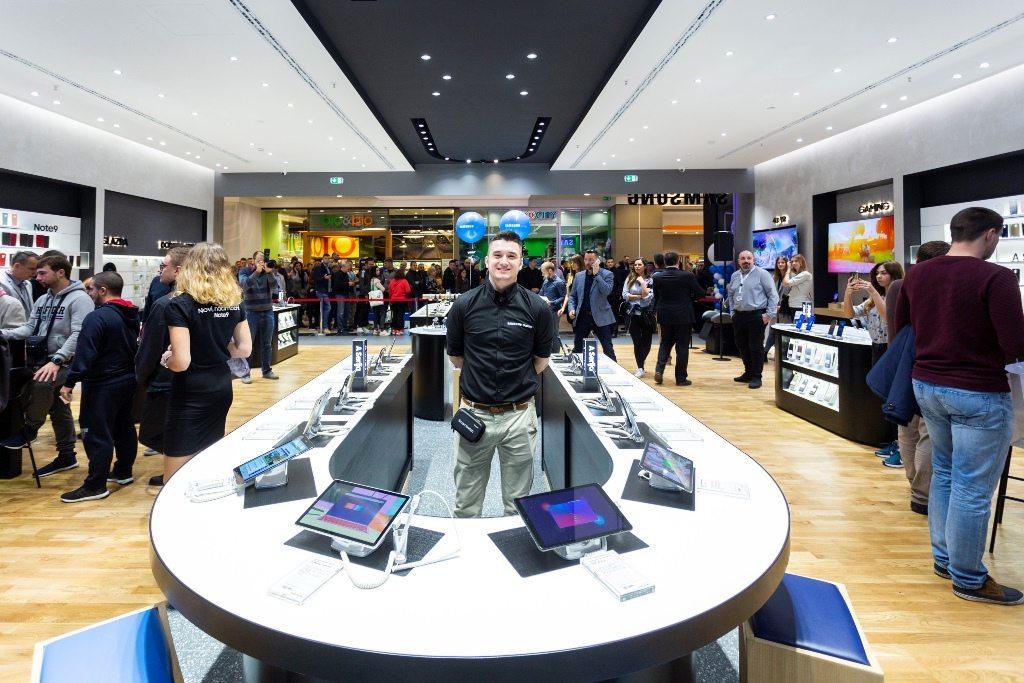 Samsung Experience Store Otvorenje u Zagrebu 6