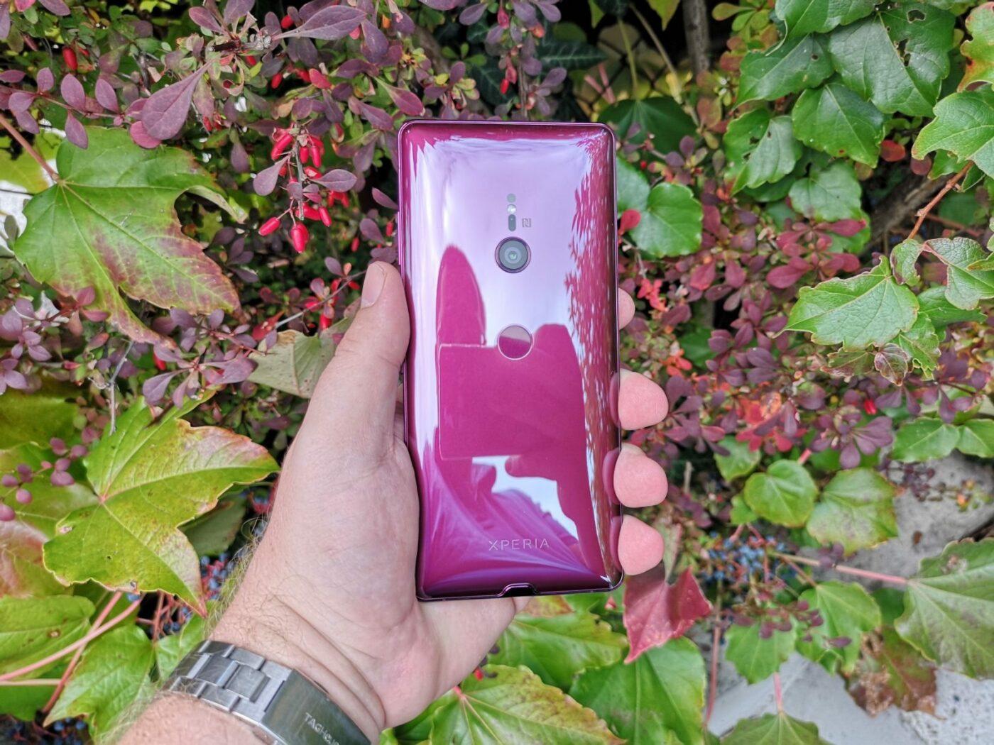 Sony XZ3 15
