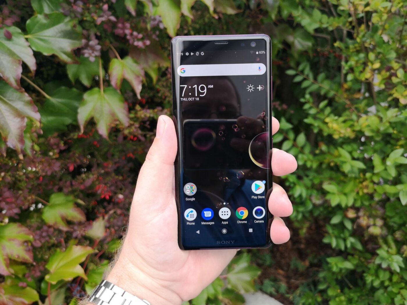 Sony XZ3 8