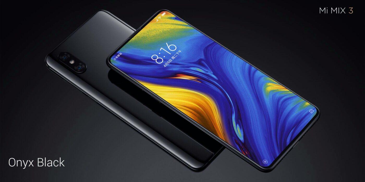 Xiaomi Mi Mix 3 10