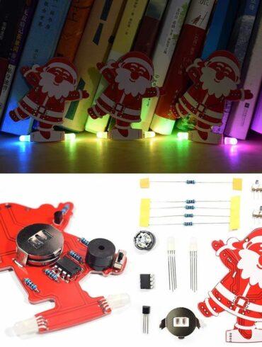 DIY Djed Mraz