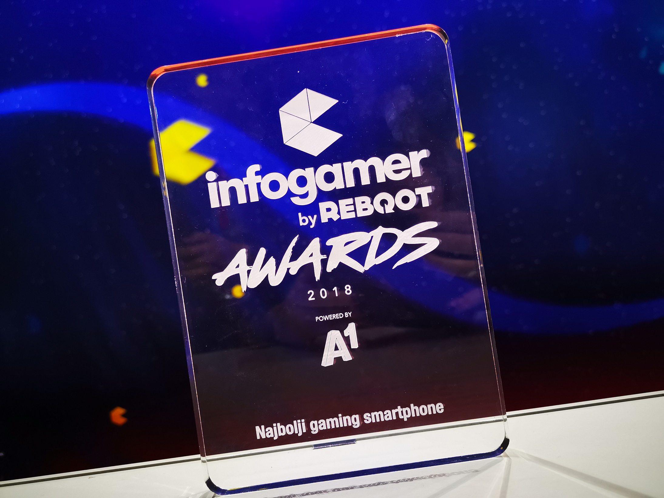 Huawei Mate 20 Pro osvojio titulu najboljeg gaming pametnog telefona na Infogameru