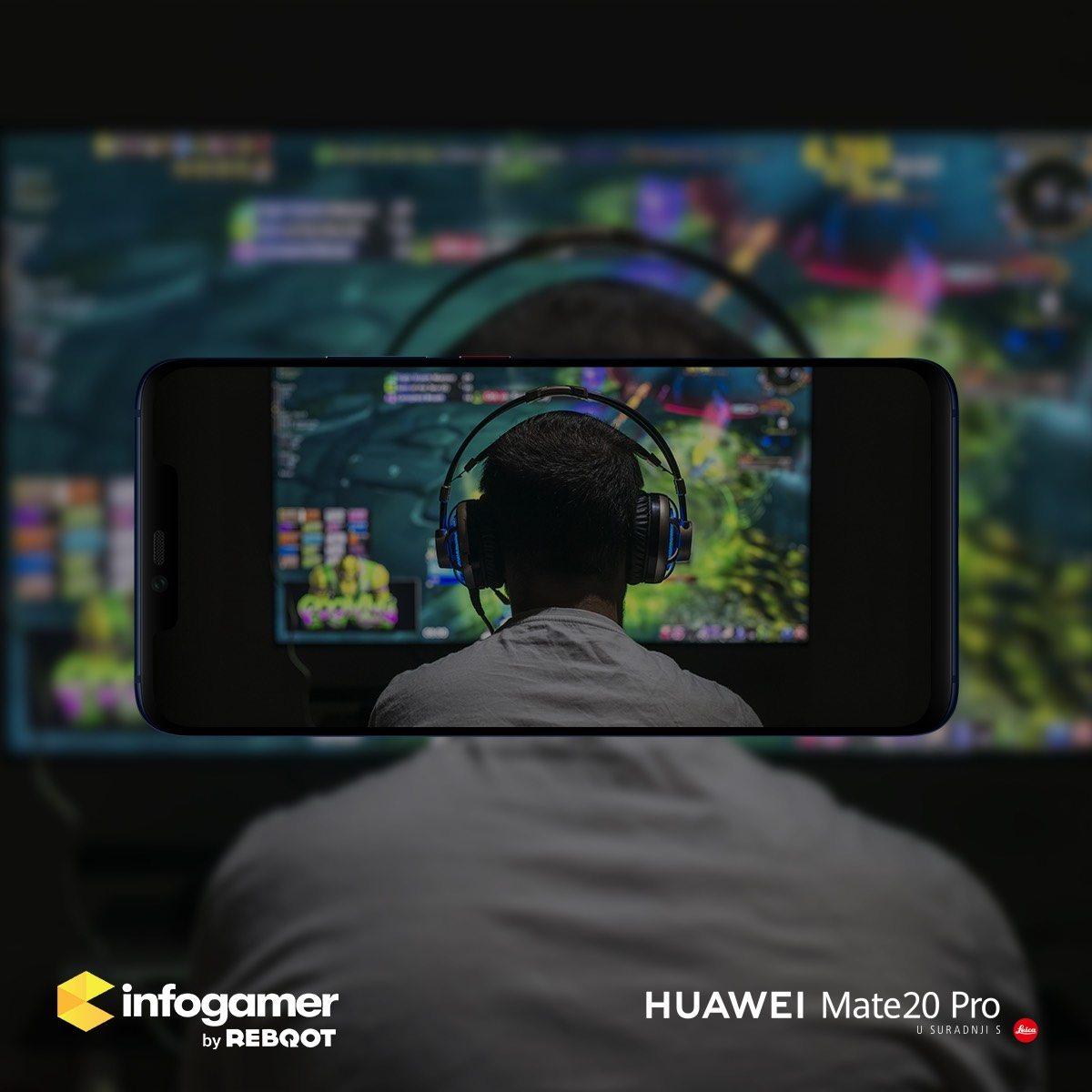 Mate 20 Pro Infogamer 2