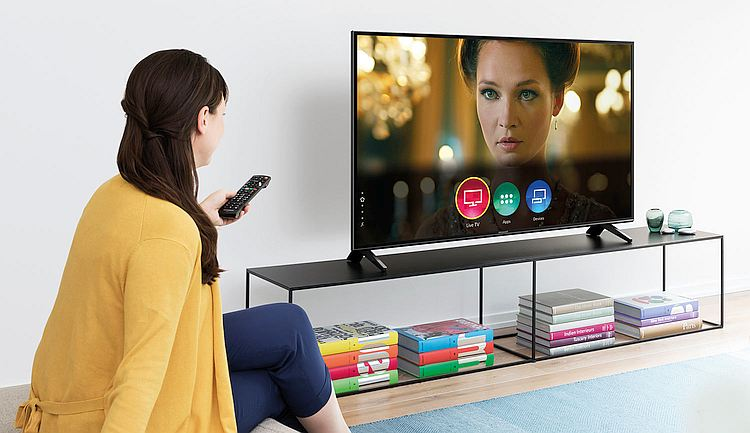 Panasonic 4K TV 1