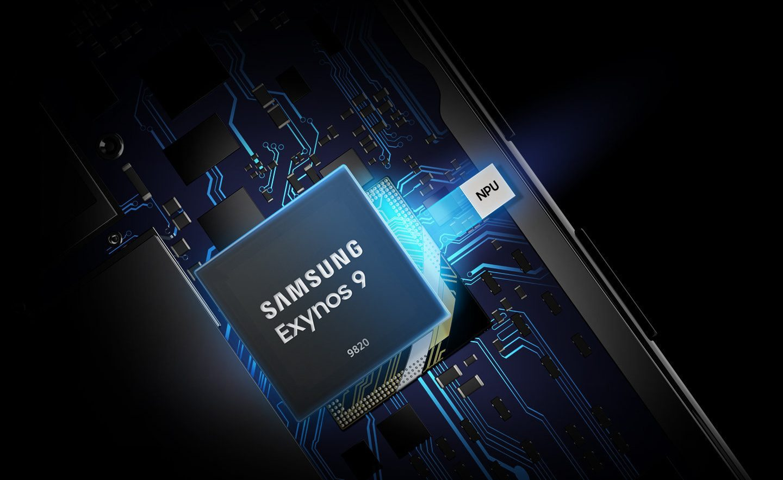 Samsung Exynos 9820 1