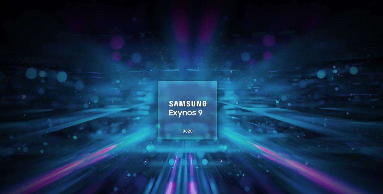 Samsung Exynos 9820 3