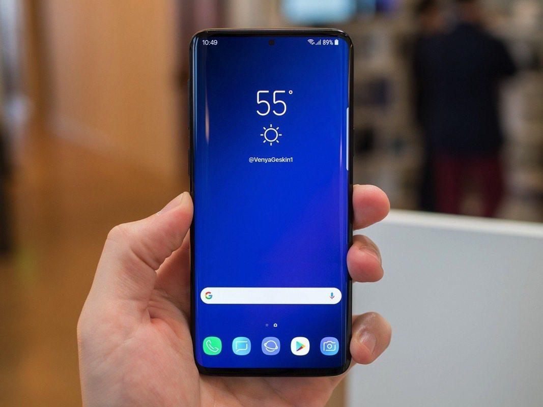 Samsung S10 2