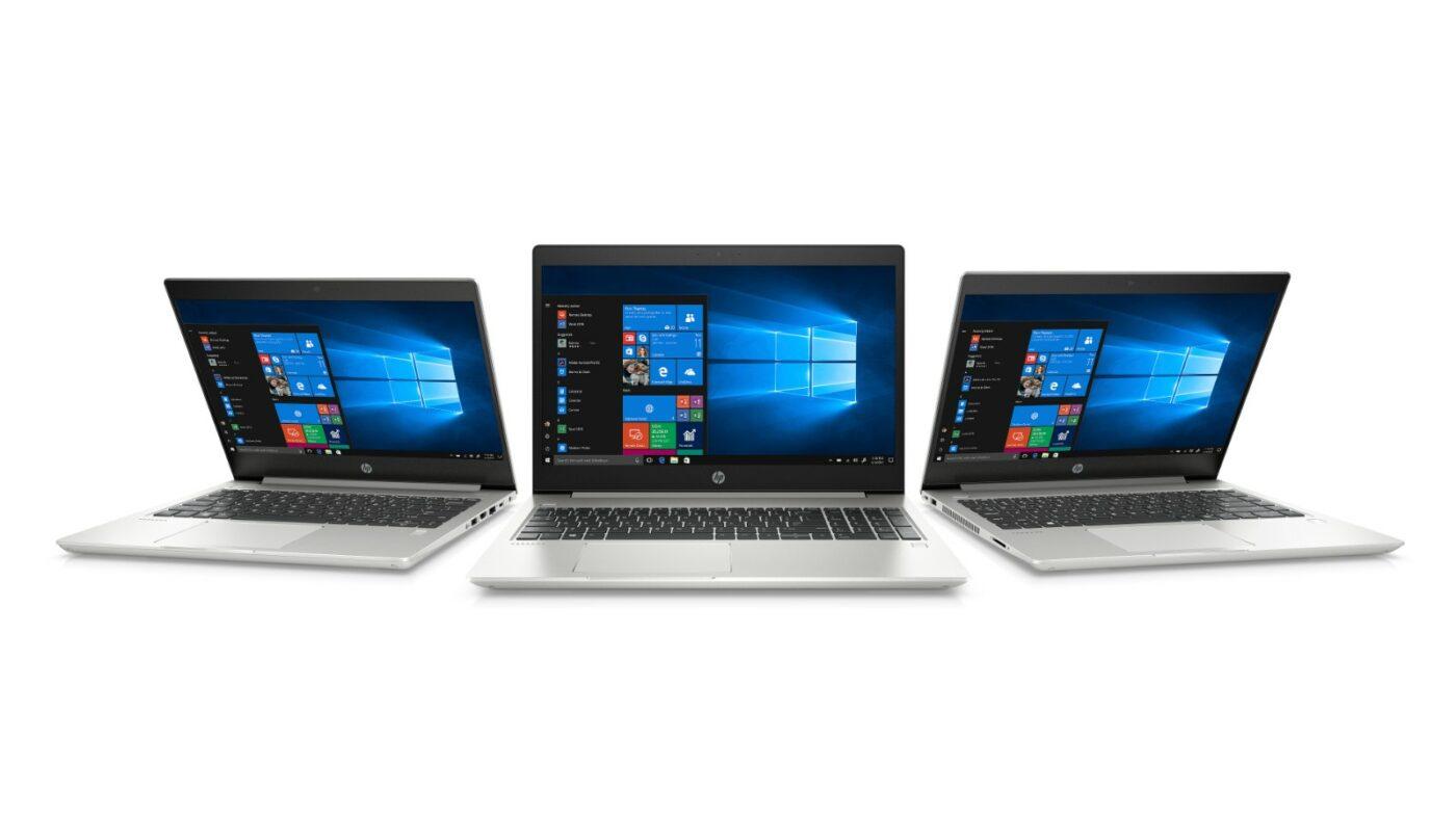 HP ProBook 400 Series G6 Family