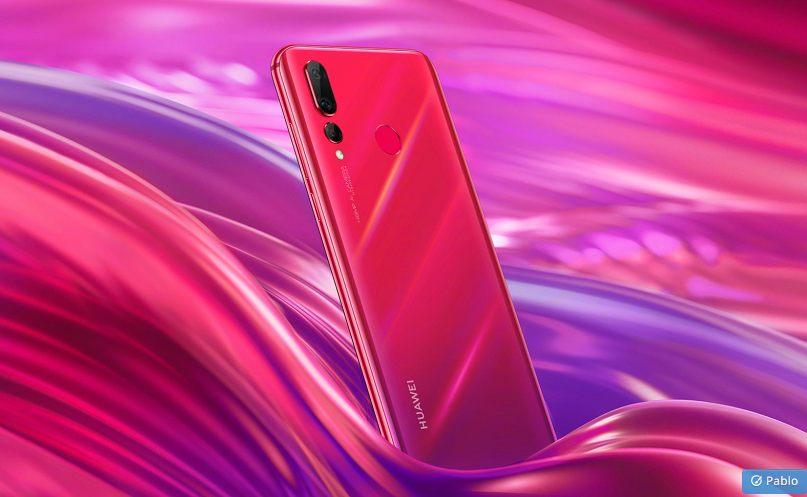 Huawei Nova 4 2 1