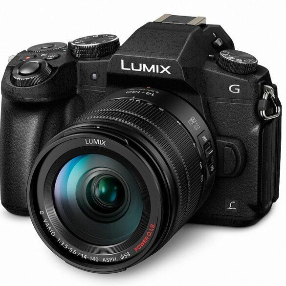 LUMIX DMC G80 1