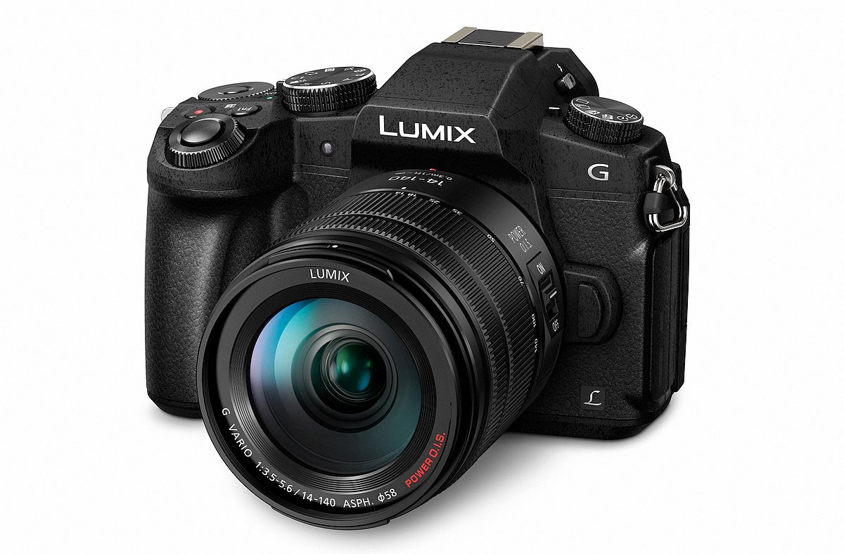 LUMIX DMC G80 1