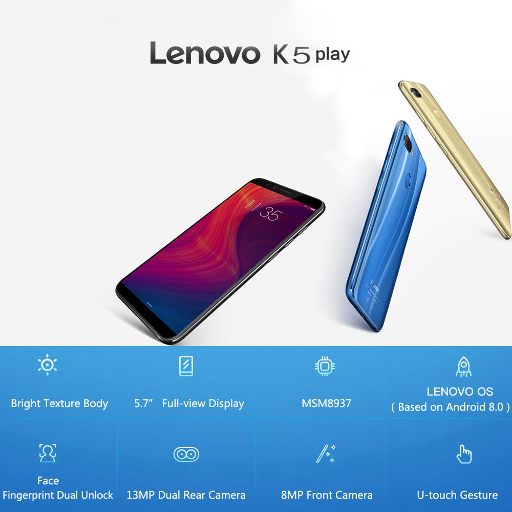 Lenovo K5 Play 1