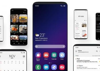 Samsung One UI 1