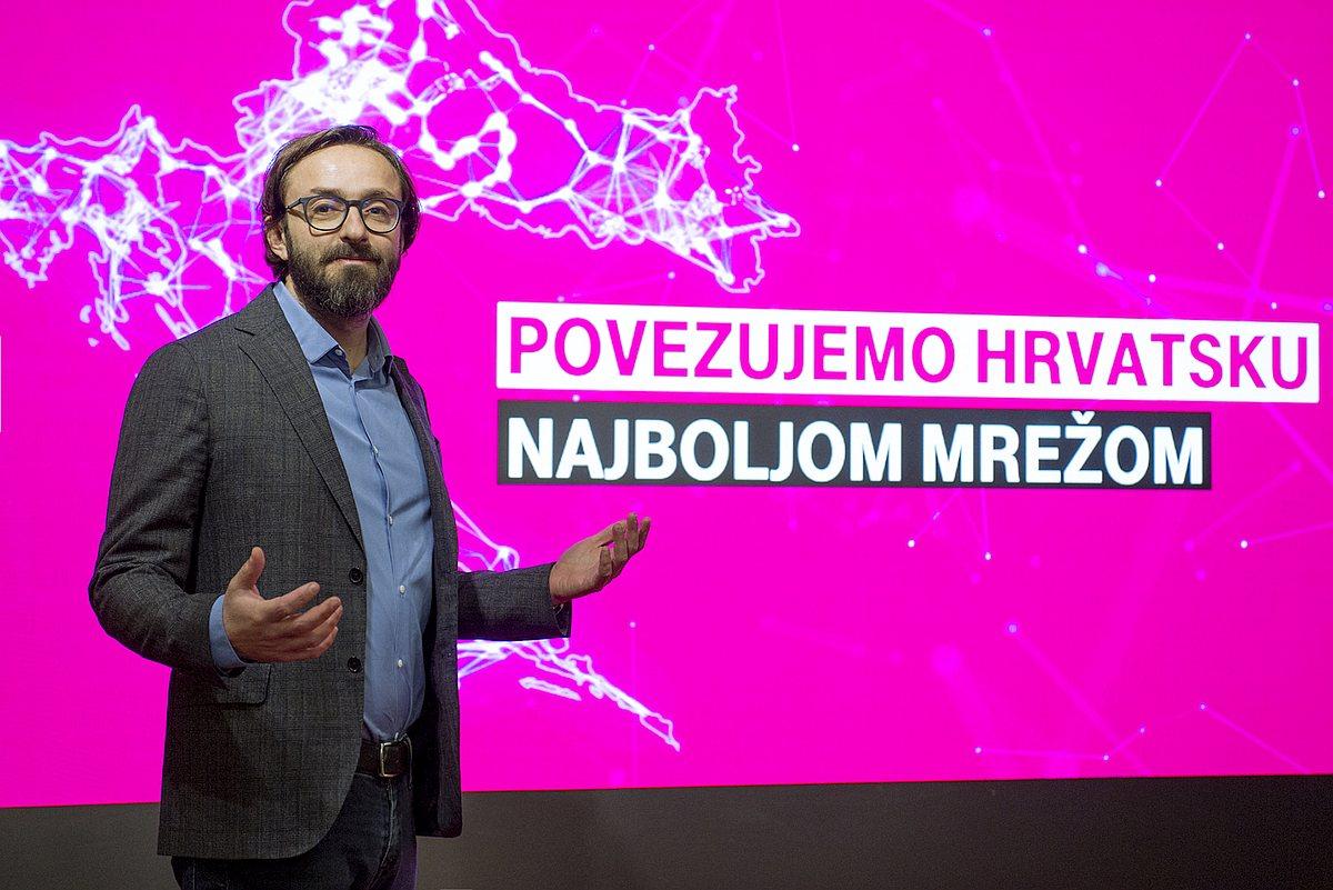 Boris Drilo predstavljanje P3