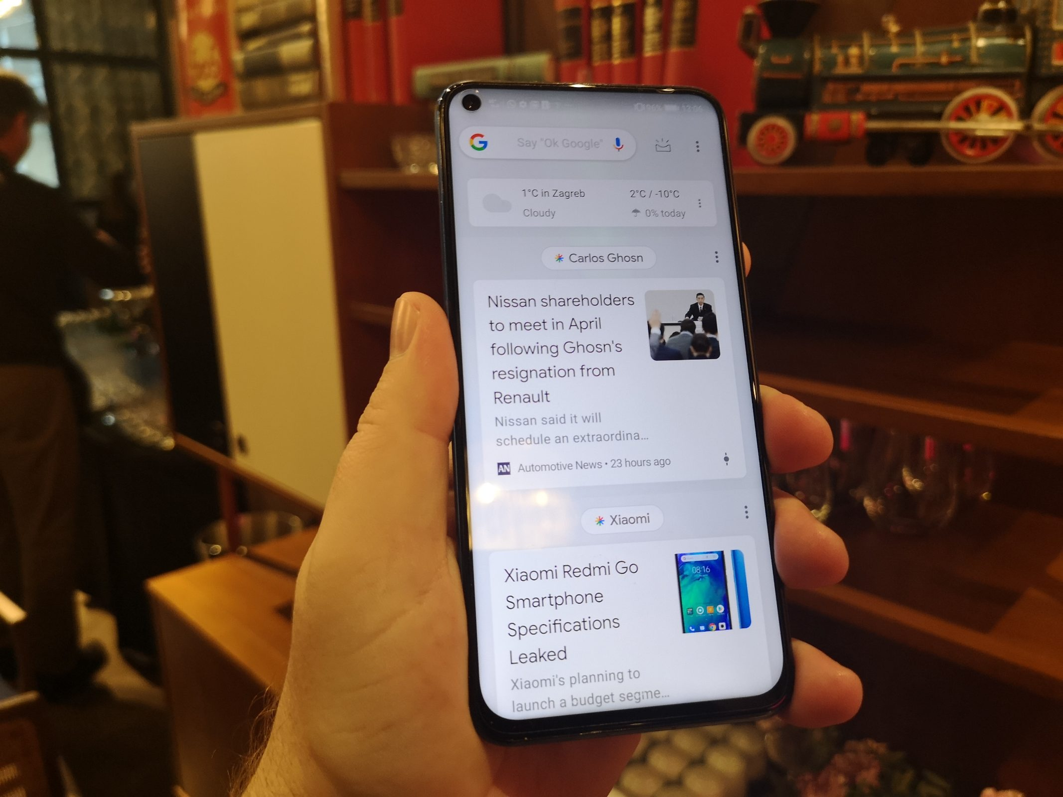 Honor View20 vs Samsung S9 10