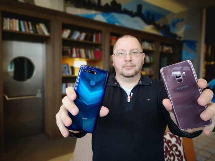 Honor View20 vs Samsung S9 15 e1548441737936
