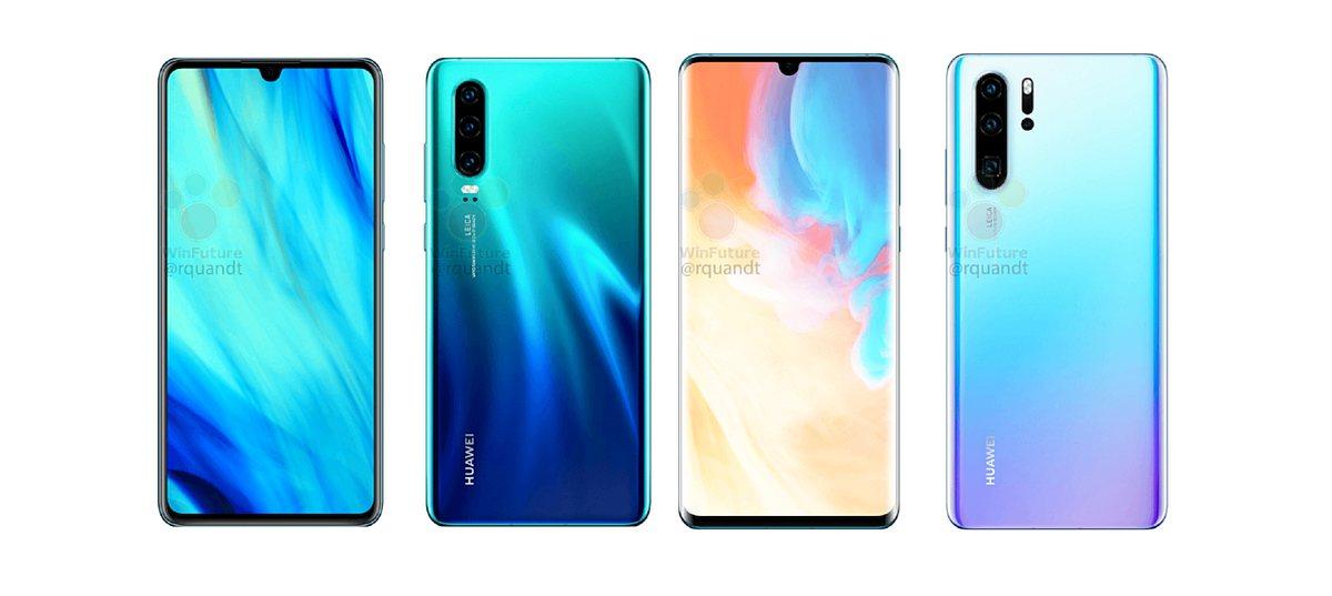 Huawei P30 Pro P30