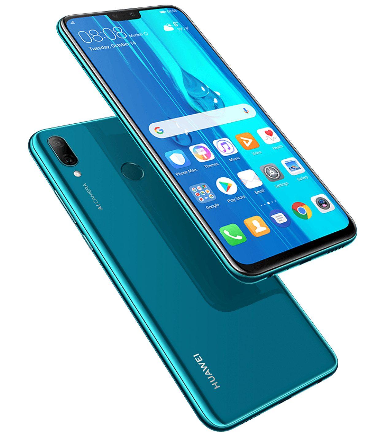 Huawei Y9 2019 5