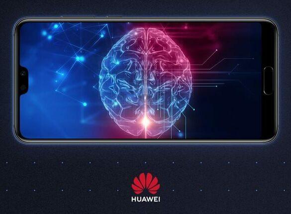 Huawei cyber