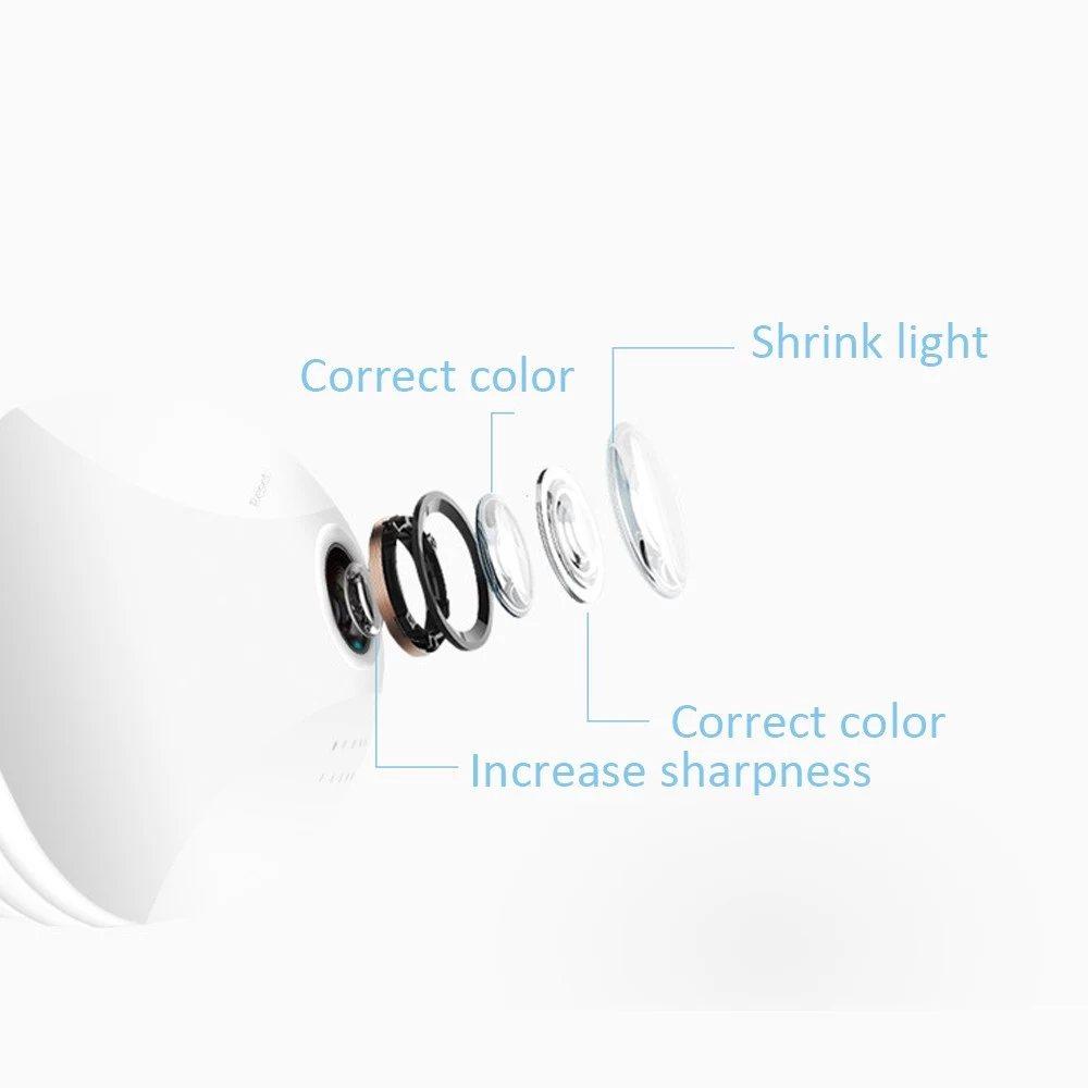 LED žarulja kamera 3