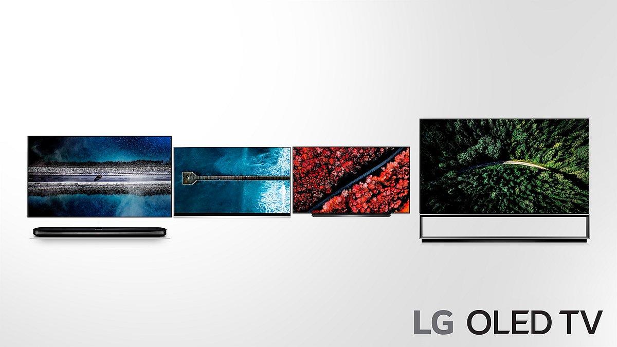 LG OLED TV Range