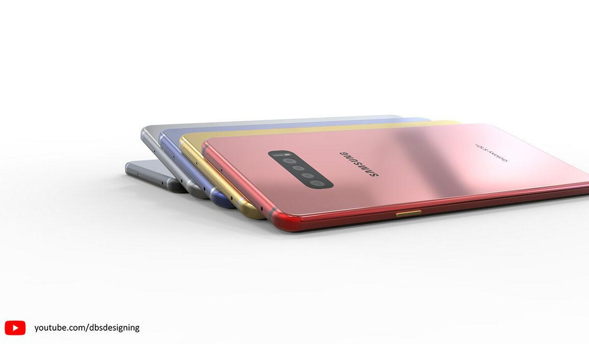 Samsung S10 5