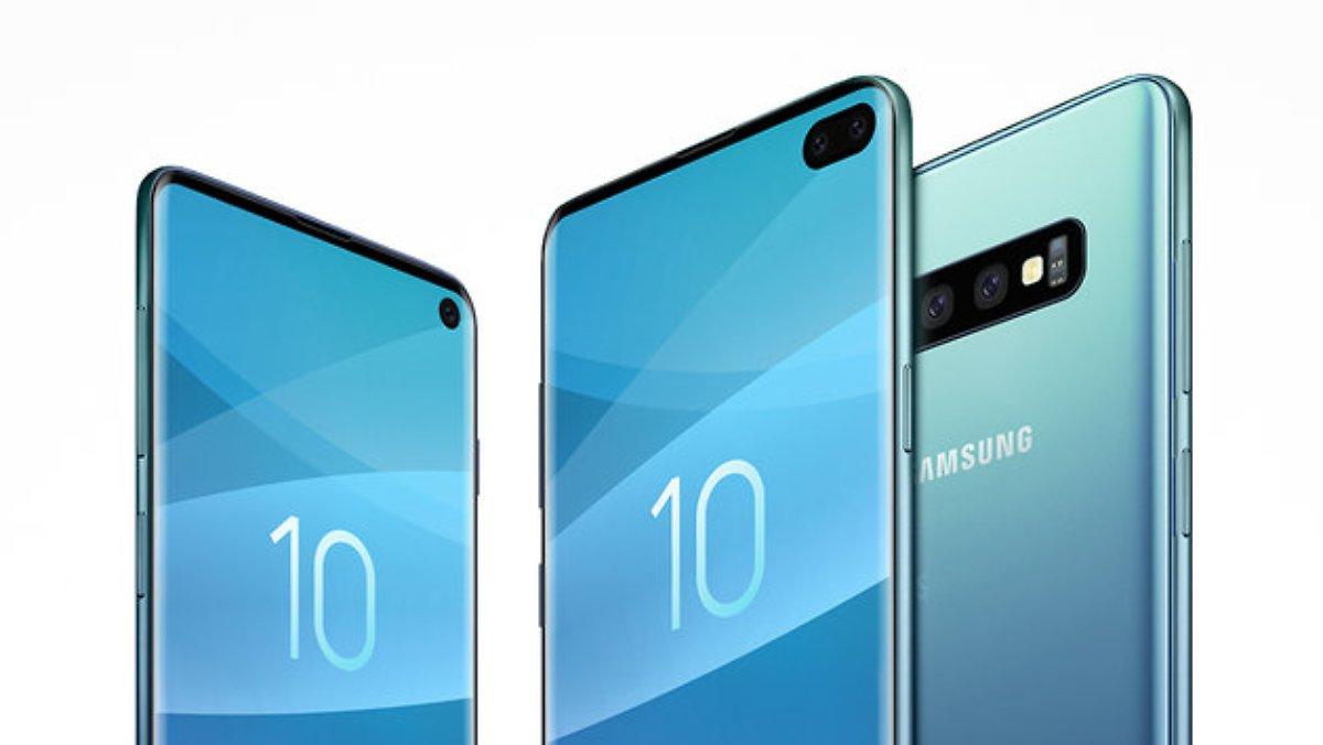 Samsung S10 7