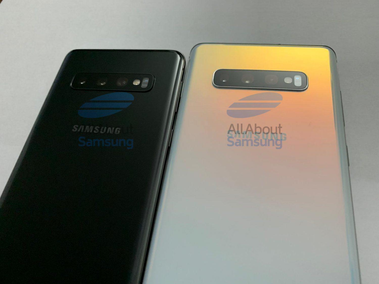 Samsung S10 i S10 Plus 2