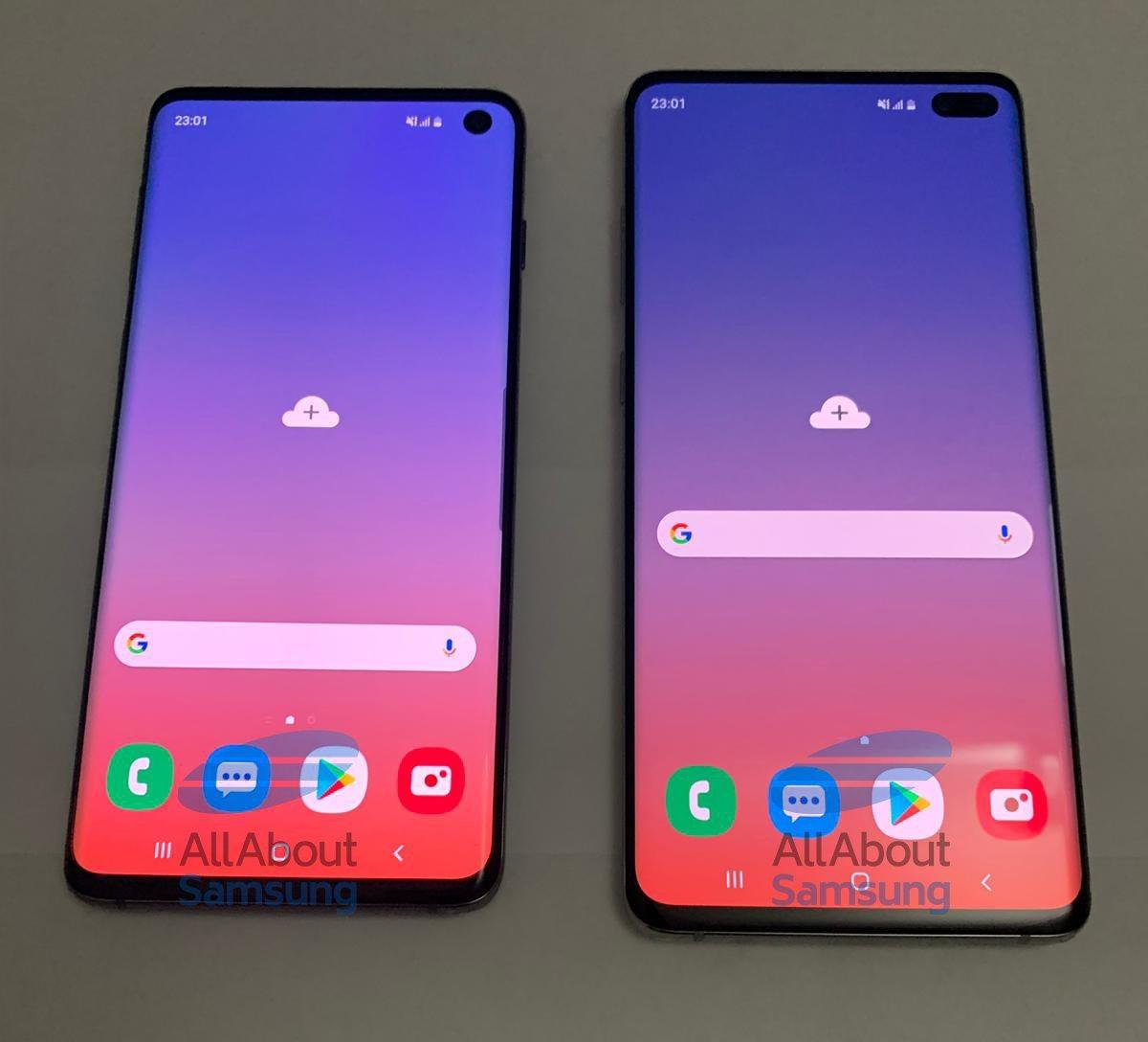 Samsung S10 i S10 Plus