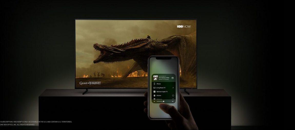Samsung TV Airplay 2 e1546969162535