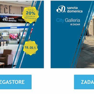 Sancta West Gate Zadar