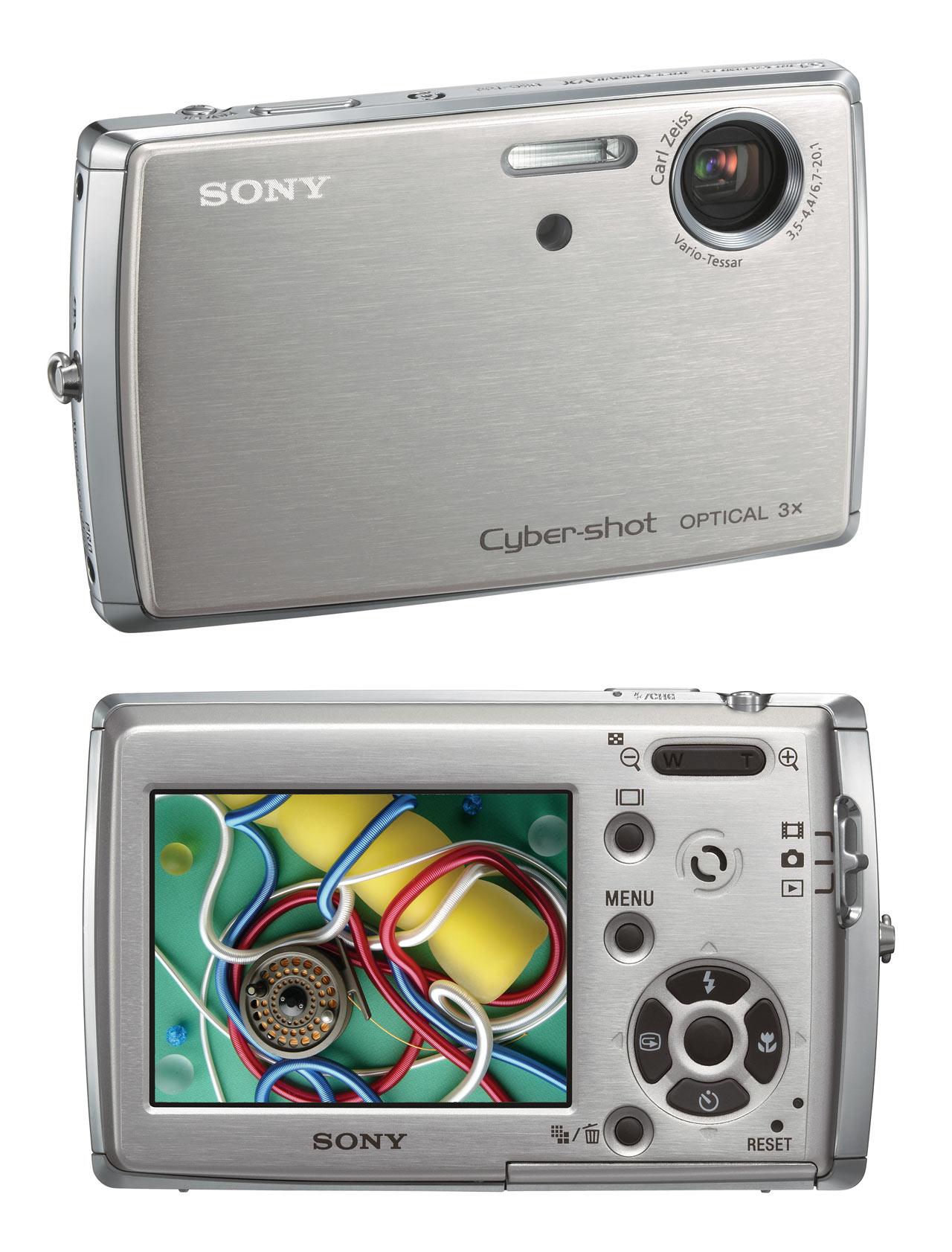 Sony DSC T3