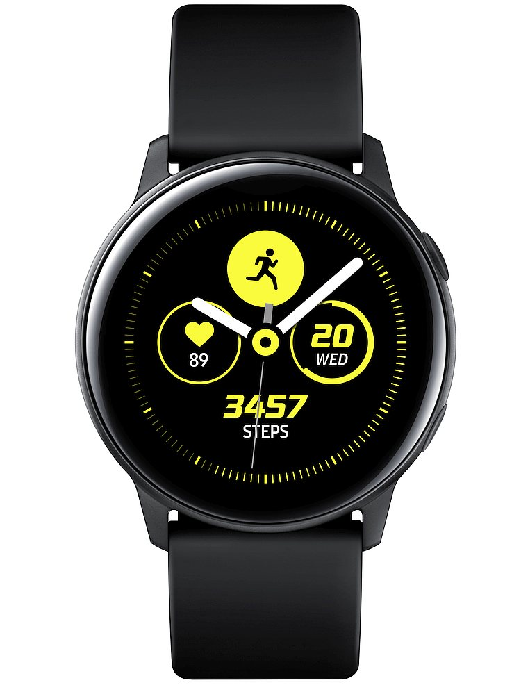05. Galaxy WatchActive Black