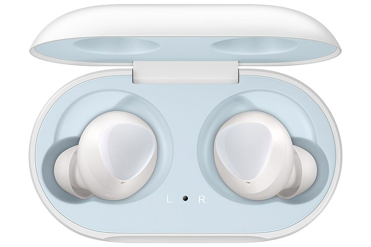 08. Galaxy Buds White