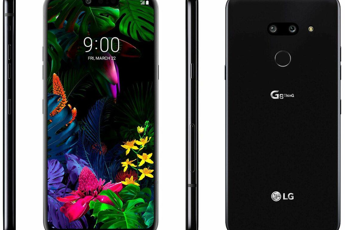 LG G8 ThinQ 3 1